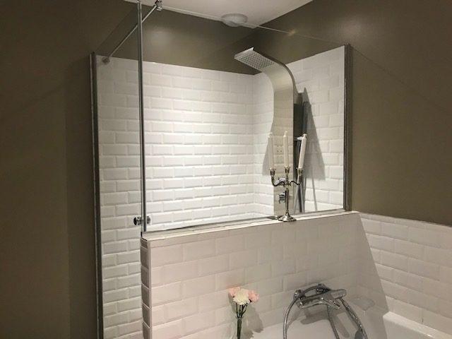 paroie de douche